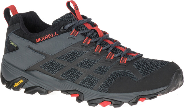 Merrell Moab FST 2 GTX Zapatillas Hombre, blackgranite